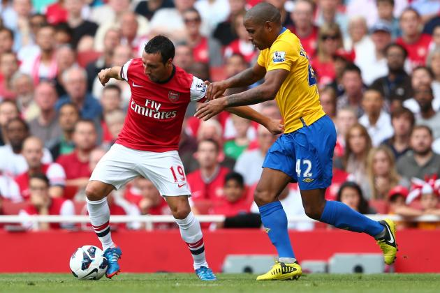 Arsenal vs. Southampton: Talking Points from the Gunners' 6-1 Rout