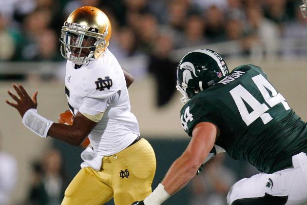Notre Dame vs. Michigan State: Great Irish Road Win or Another Big Ten Flop?