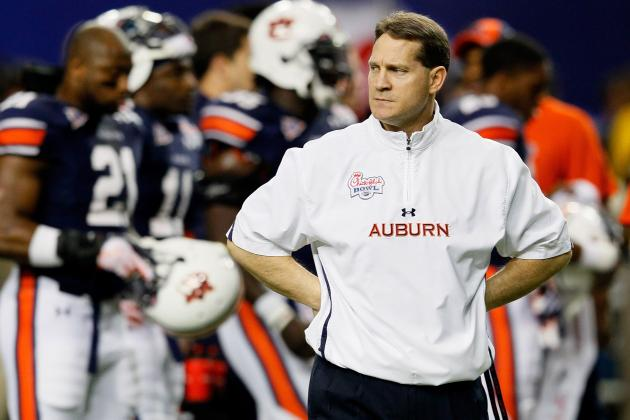 Auburn Football: Despite OT Win, Gene Chizik's Hot Seat Gets Hotter