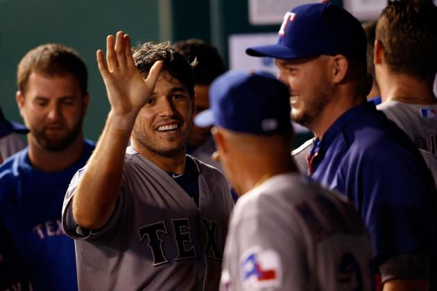 Rangers Focused on Themselves, Not A's