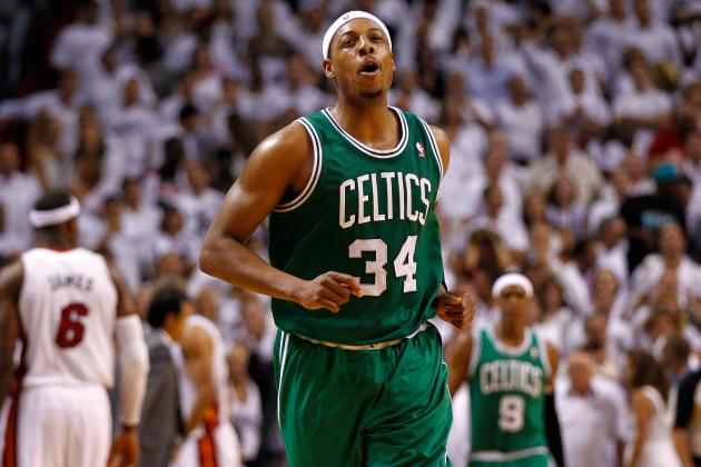 Breaking Down What Makes Paul Pierce's Offensive Game so Effective