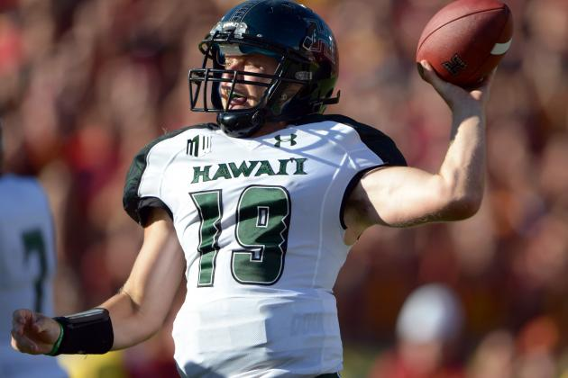 Lamar vs. Hawaii: Warriors Crush Visiting Cardinals for Season's First Win, 54-2
