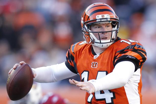 Cleveland Browns vs. Cincinnati Bengals Live Blog: Play-by-Play and Analysis