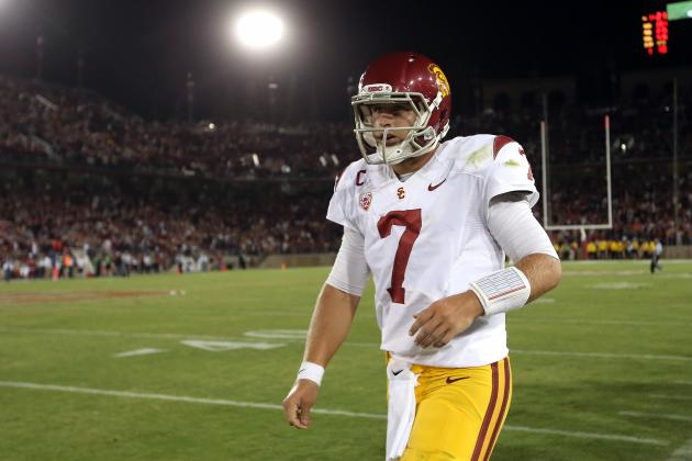 College Football Rankings Week 3: USC and Teams That Will Take Biggest Slide