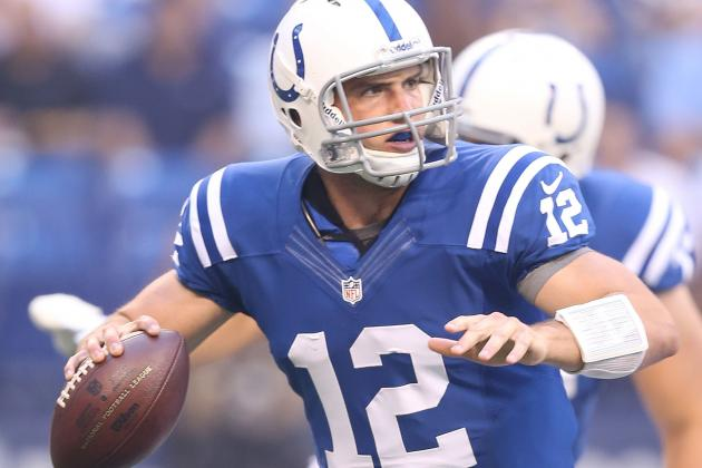 Minnesota Vikings vs. Indianapolis Colts: Live Score, Video and Analysis