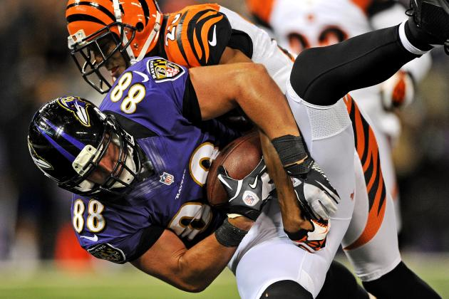 Dennis Pitta: Assessing Ravens TE's Fantasy Value for Week 2 and Beyond