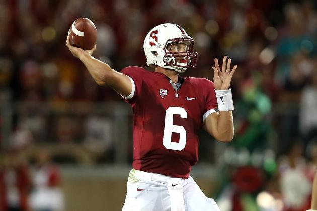 Josh Nunes: Stanford Quarterback Must Still Improve After Upset Win