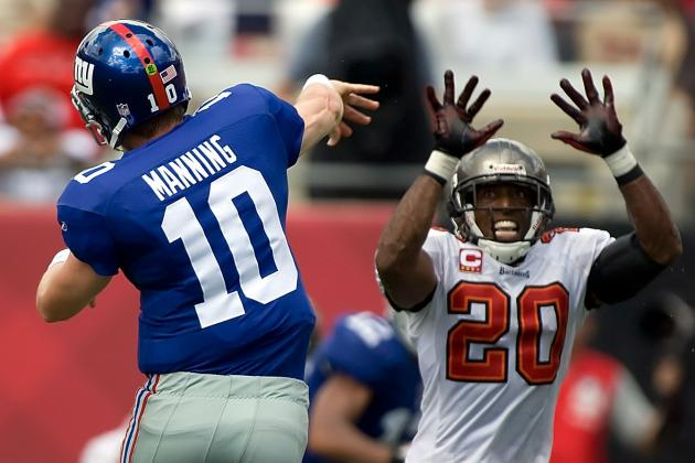 New York Giants vs Tampa Buccaneers: Live Score, Highlights and Analysis