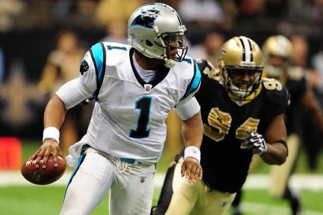 New Orleans Saints vs. Carolina Panthers: Live Score, Video, and Analysis