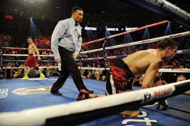 Martinez vs. Chavez Jr.: Sergio Wins the Fight, but Julio Wins the Night