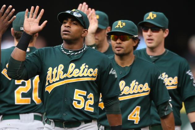 Oakland A's: An Inside Look at Baseball's Hottest Team