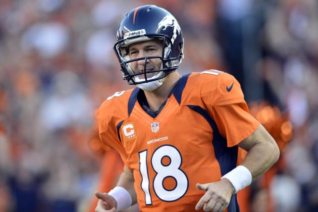 Peyton Manning: Breaking Down No. 18's Fantasy Impact vs. Atlanta Falcons