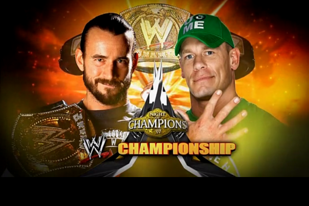 WWE Night of Champions 2012 Live Results: Review and Analysis
