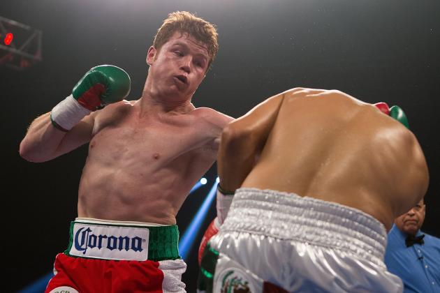 Canelo Alvarez Would Be Worthy Foe for Floyd Mayweather