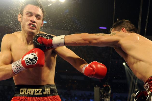 Martinez vs. Chavez Jr.: Why Chavez Wasn't Ready for Title Defense