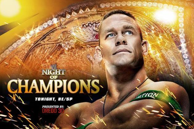 WWE Night of Champions 2012: Two Big Names Rumored to Return  Tonight (Spoiler)