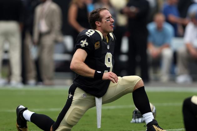 Drew Brees Injury: Updates on Saints Star's Leg