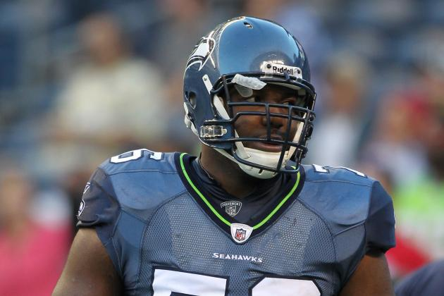 LT Russell Okung out for Seahawks