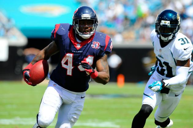 What Does Ben Tate's Re-Emergence Mean for Arian Foster, Texans, Fantasy Owners?