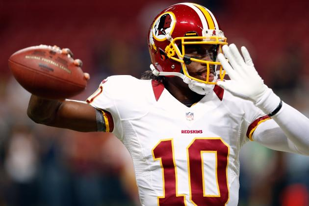 Washington Redskins vs. St. Louis Rams: Live Score, Analysis for NFL Week 2