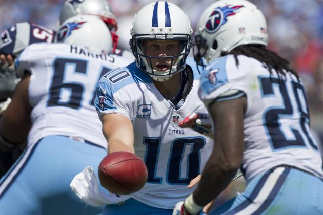 Tennessee Titans vs. San Diego Chargers: Live Scores, Highlights and Recap