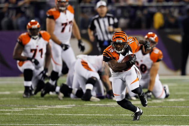 Andrew Hawkins: Assessing Fantasy Value for Speedy Bengals WR After Big Game