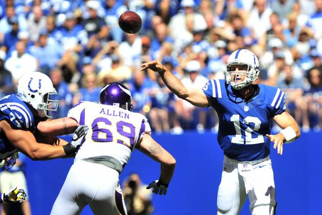 Minnesota Vikings 2012: Final Thoughts of the 23-20 Loss to the Colts