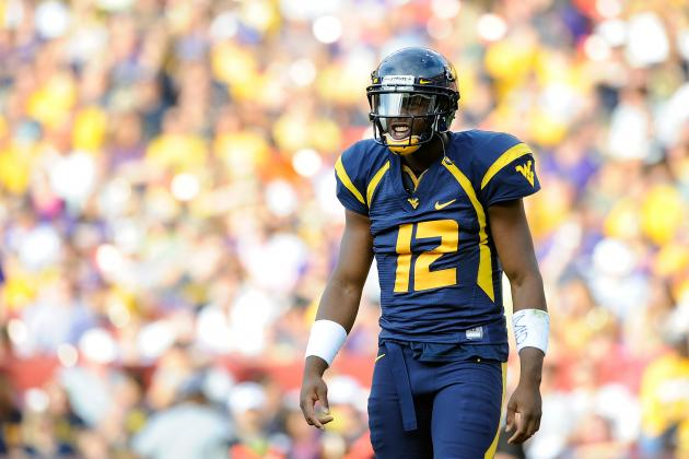 WVU Football: Geno Smith Has Similar Numbers to What RGIII Had
