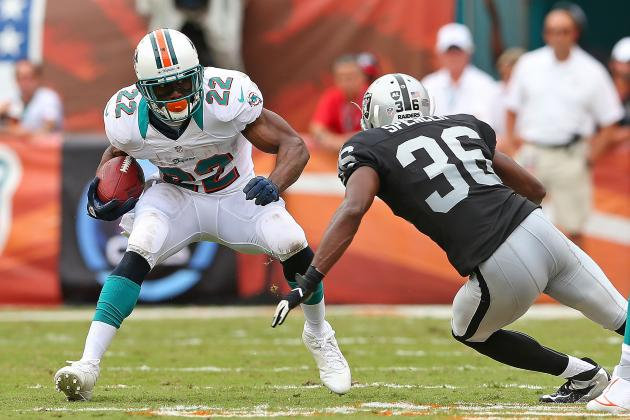 Dolphins 35, Raiders 13
