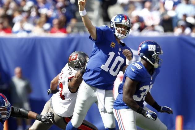 Giants 41, Buccaneers 34