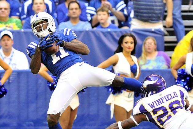 What Does Donnie Avery's Big Game Mean for Colts, Fantasy Football Owners?