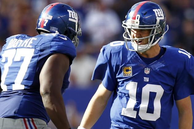 Bucs vs. Giants: More Proof Eli Manning Is NFL's Most Clutch QB as G-Men Survive