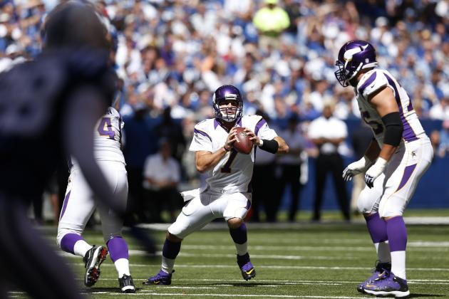 Minnesota Vikings vs. Indianapolis Colts: Offense, D Stumble in Last Minute Loss