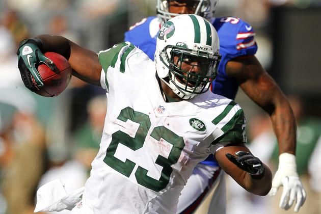 Shonn Greene Injury: Updates on Jets RB's Possible Concussion