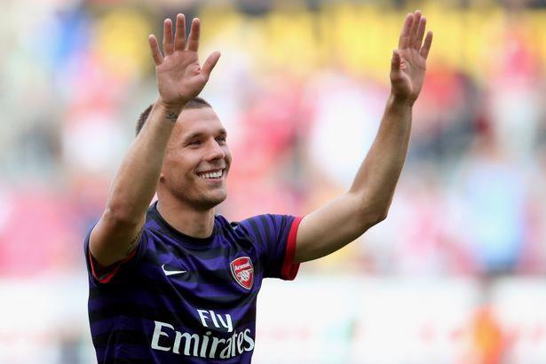 Lukas Podolski: An Analysis of the Player as Metaphor for Arsenal Football Club