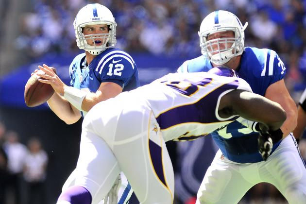 Vikings vs. Colts: Andrew Luck Shines in the Clutch