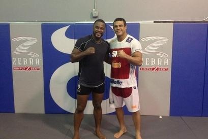 UFC 152: How Rashad Evans Will Help Vitor Belfort