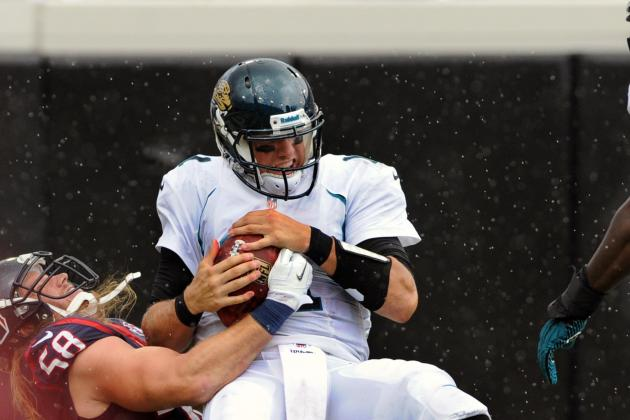 What Does Blaine Gabbert Injury Mean for Chad Henne, Jaguars' 2012 Season?