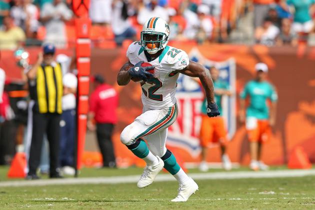 Raiders vs. Dolphins: Miami's Running Game Warns Us Not to Pass Judgment