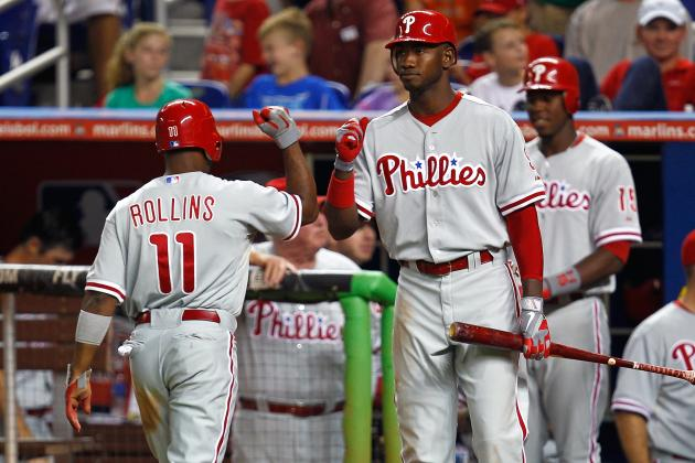 MLB: Phillies Losing Series to Astros Will Cement Failed 2012 Season