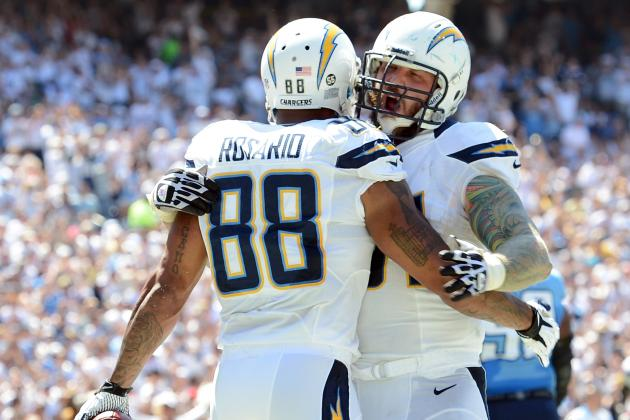 Dante Rosario: Breakout Chargers TE Not Worth Fantasy Gamble After Big Game