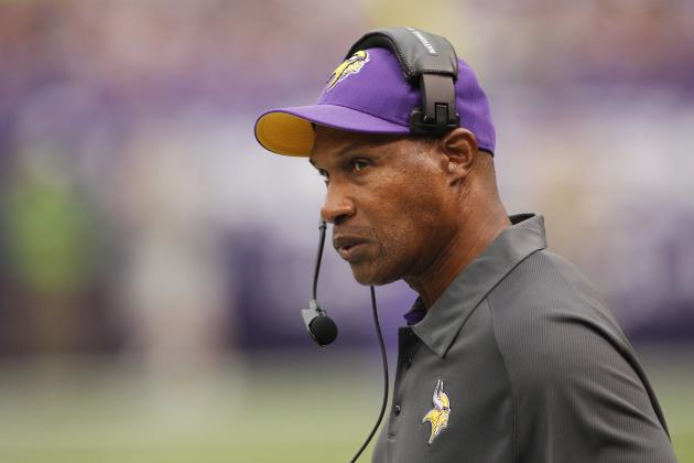 Minnesota Vikings Going Nowhere Under Leslie Frazier, Who Can They Turn to Next?
