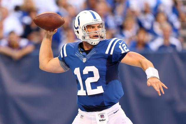 Andrew Luck's 4th Quarter Drive Sign of Good Things to Come for Colts
