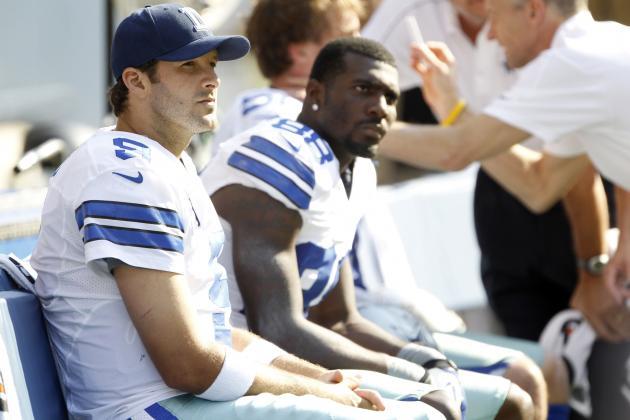 Seahawks vs. Cowboys: Dez Bryant Lets His Team Down as the Cowboys Fall Flat