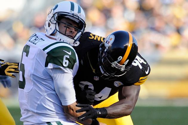 Pittsburgh Steelers Shut Down New York Jets in 27-10 Win
