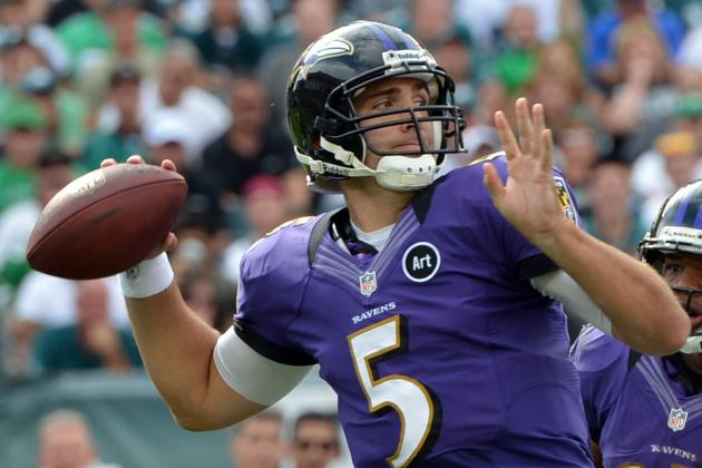 Ravens vs. Eagles: A Tale of Two Joe Flaccos in Loss to Philadelphia