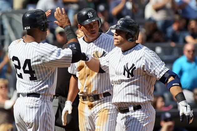 New York Yankees: Bombers Win Crucial Series vs. Tampa Bay Rays