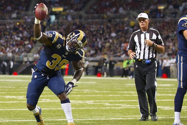 Steven Jackson: Was Rams' Star Injured or Benched Following Penalty?