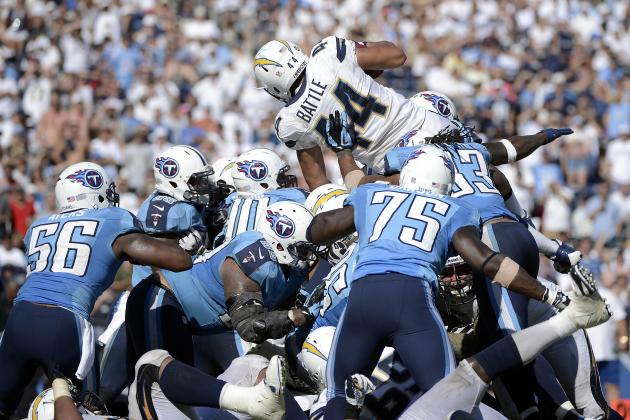 Chargers vs. Titans: San Diego's Biggest Winners and Losers from Week 2