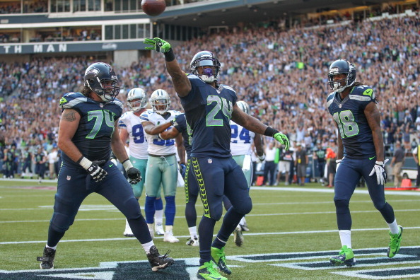 Seattle Seahawks:  Impressions from the Seahawks' 27-7 Victory over the Cowboys